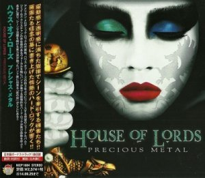 House Of Lords - Discography [Japanese Edition] (1988-2014)