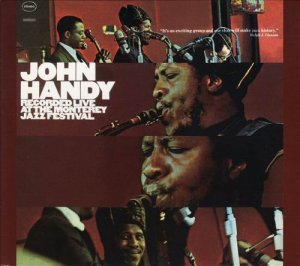 John Handy - Live At The Monterey Jazz Festival (1996)