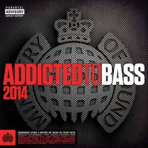 VA - Ministry of Sound: Addicted to Bass 2014 [Box set] (2014)