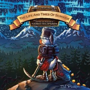 Tuomas Holopainen - The Life And Times Of Scrooge (2014)  [Limited Edition]