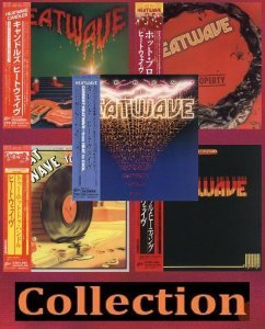 Heatwave - Collection: 5 Albums (1976-1982) [Japanese remasters 2010]