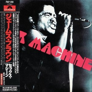 James Brown - Sex Machine [Japan] (1992)