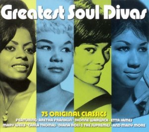 VA - Greatest Soul Divas [Box set] (2013)