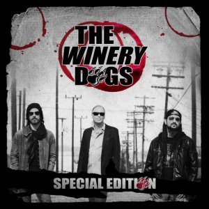 The Winery Dogs - The Winery Dogs [Special Edition] (2014)