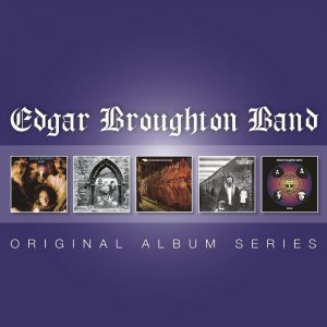 Edgar Broughton Band - Original Album Series [5CD Box Set] (2014)