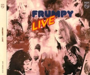 Frumpy - Live 2CD 1972 (Reissue 2009)