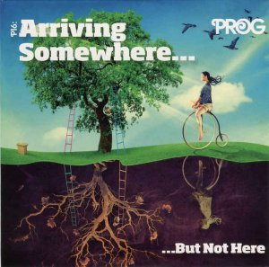 VA - Prog - P16: Arriving Somewhere... But Not Here (2013)