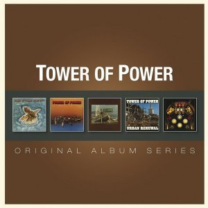 Tower Of Power - Original Album Series (5CD Box Set)