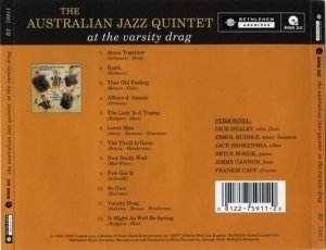Australian Jazz Quintet - At the Varsity Drag (1956)