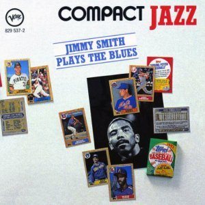 Jimmy Smith - Compact Jazz: Jimmy Smith Plays The Blues (1988)