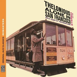 Thelonious Monk - Thelonious Alone In San Francisco 1959 (2011)