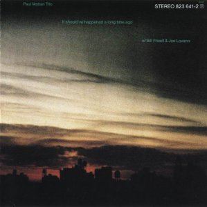 Paul Motian - It Should've Happened A Long Time Ago (1985)