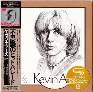 Kevin Ayers - Odd Ditties (1976/2014)