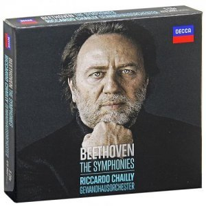 Riccardo Chailly - Beethoven. The Symphonies [5 CD Box Set] (2011)