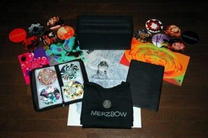 Merzbow ?- Merzbox [50 CD Box Set] (2000) (LOSSLESS)