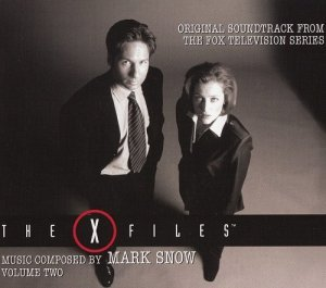 Mark Snow - The X-Files / Секретные материалы OST - Volumes Two (2013)