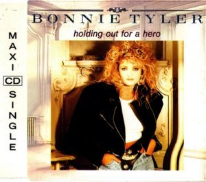 Bonnie Tyler - Holding Out For A Hero (1991)