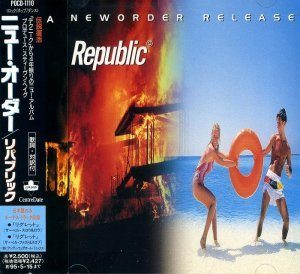 New Order - Republic [Japanese Edition] (1993)