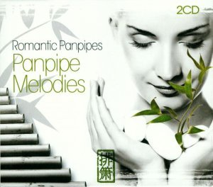 Ray Hamilton Orchestra - Romantic Panpipes: Panpipes Melodies [2CD] (2009)