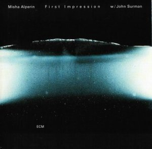 Misha Alperin - First Impression (1999)