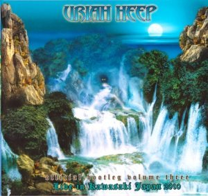 Uriah Heep - Official Bootleg Vol. III: Live In Kawasaki Japan 2010 2CD (2011)