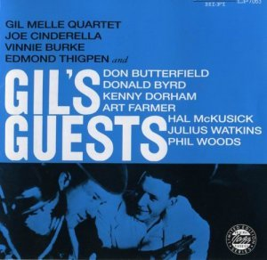 Gil Melle - Gil's Guests (1956)