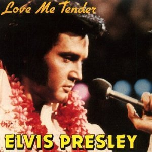 Elvis Presley - Love Me Tender (1986)