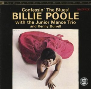 Billie Poole -  Confessin' The Blues (1996)