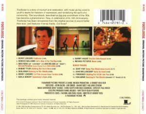 VA - Footloose/ Original Soundtrack Of The Paramount Motion Picture