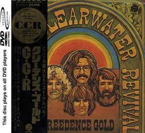 Creedence Clearwater Revival - Gold [DVD-Audio] (1975)