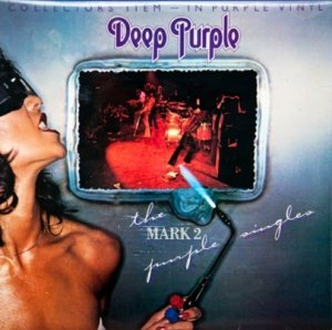 Deep Purple - The Mark 2 Purple Singles 1979 (Vinyl Rip 24/96)