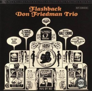 Don Friedman Trio - Flashback (1963)