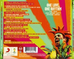 VA - One Love, One Rhythm/ The 2014 World Cup Official Album