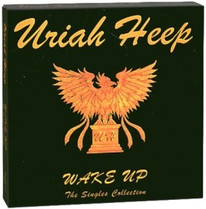 Uriah Heep - Wake Up: The Singles Collection 2006 (6CD Box Set)