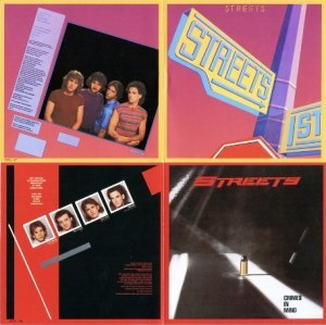 Streets - 1st / Crimes In Mind 1983/1985 (Reissue 2002)
