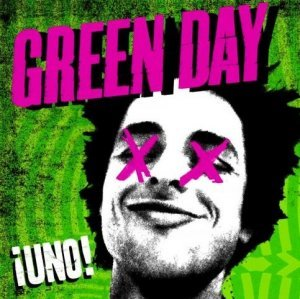 Green Day - ?Uno! (Japan Edition) (2012)