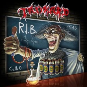 Tankard - R.I.B (Rest In Beer) (2014)