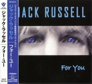 Jack Russell - For You (2002) [Japan Press]