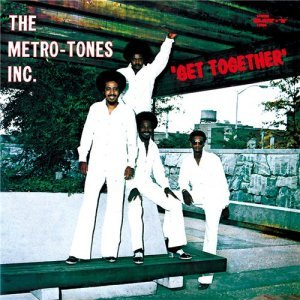 The Metro-Tones Inc. - Get Together (2013)