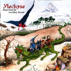 Yleclipse - Songs From The Crackling Atanor (2012)