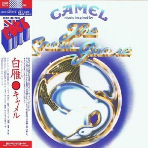 Camel - The Snow Goose (Japan Deluxe Edition) (2009)