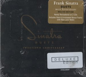 Frank Sinatra - Duets/ 20 Anniversary (Deluxe Edition) (2CD 2013)