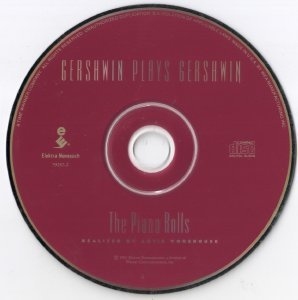 Gershwin Plays Gershwin - The Piano Rolls