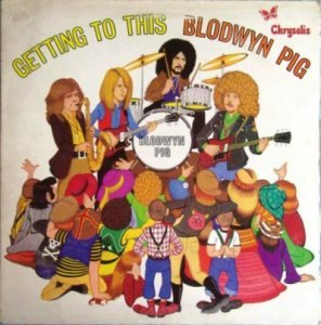 Blodwyn Pig - Getting To This 1970 (Vinyl Rip 24/96)