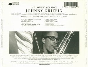 Johnny Griffin - A Blowin' Session (1957)