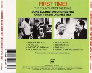 Ellington/ Basie - First Time! The Count Meets The Duke (1961/1987)