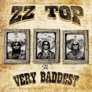 ZZ Top - The Very Baddest (2014)