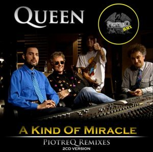 Queen - A Kind Of Miracle [Remix] 2CD (2012)