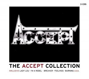Accept - The Accept Collection [3CD] (2010)