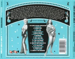 VA - Girls! Girls! Girls!The Best of Burlesque & Striptease Music (Vol.II)